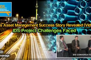 Meeting and Overcoming Challenges in the IDS Project (Video)