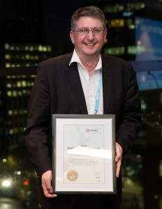 IPWEA Presidents Award - Ross Waugh