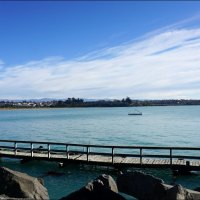 The Pontoon at Caroline Bay, have you been there?