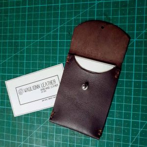 Business Card Holder with business card