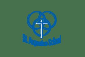 St. Augustine School logo