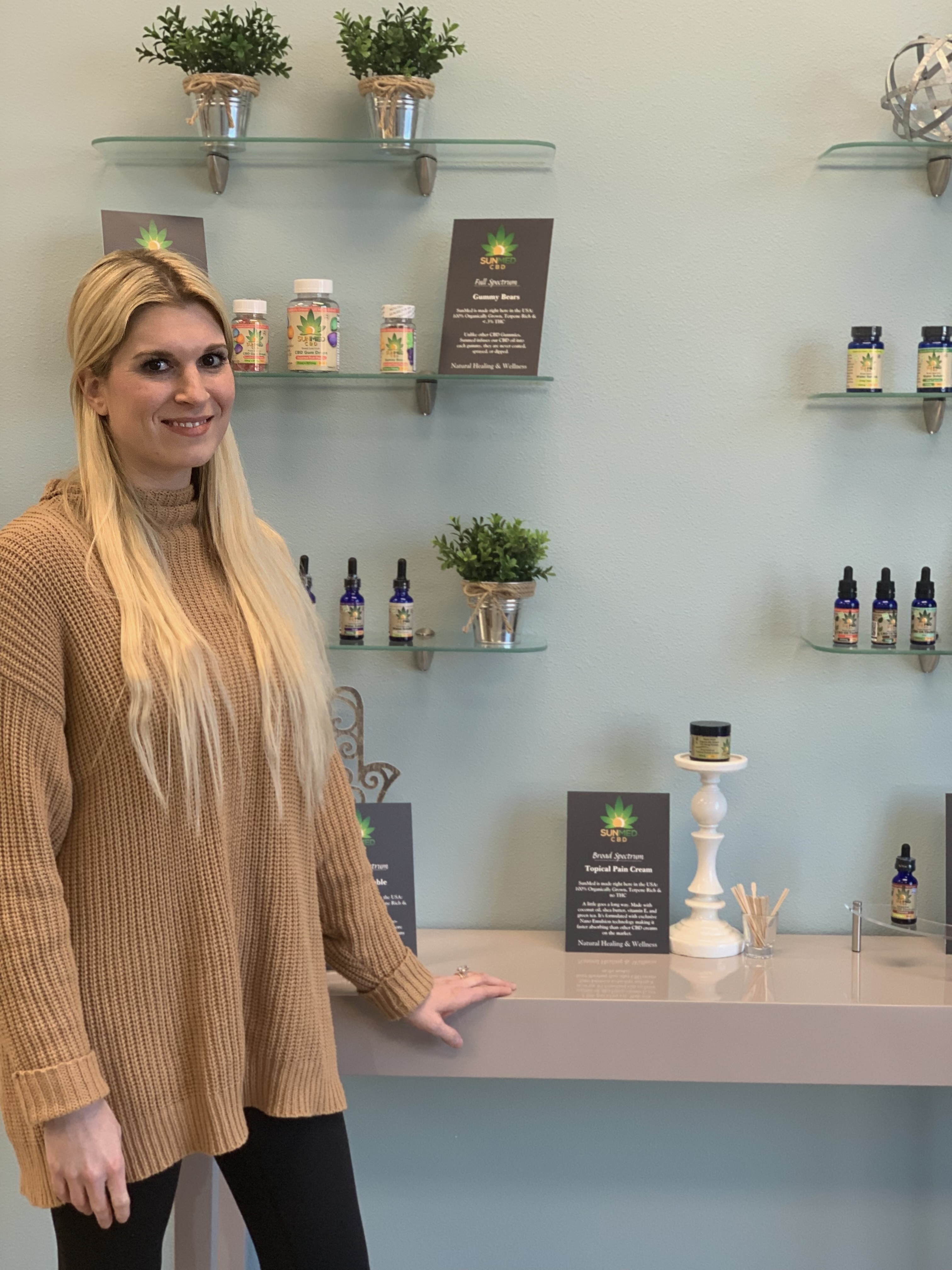 New CBD boutique open for business in Weston - Wausau Pilot