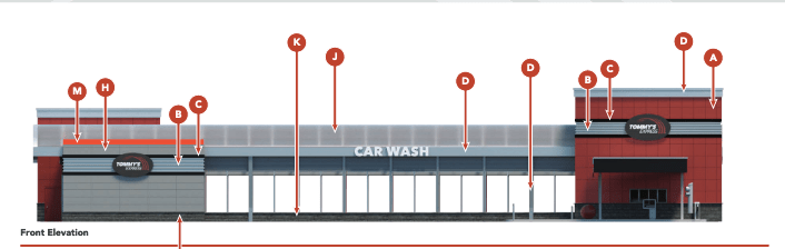 Restaurant, car wash planned for Wausau's near west side - Wausau