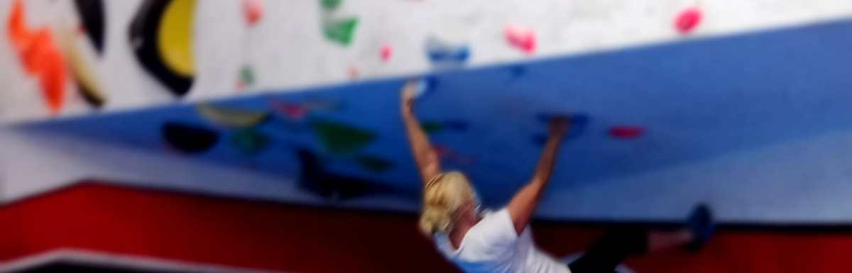 Brilliant Peakies climbing session
