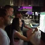 Guests using CrowdDJ