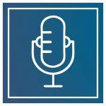 Vocal recording equipment icon