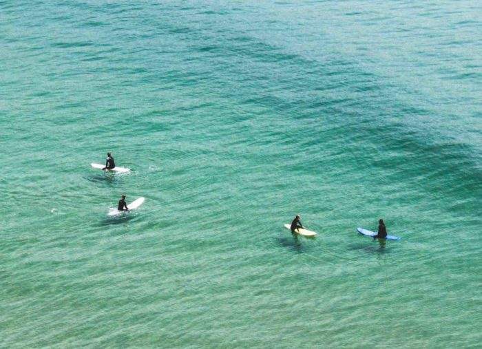 October 27th: Community Group Surf Class with Free People Movement