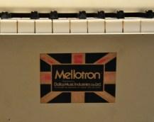Mellotron logo