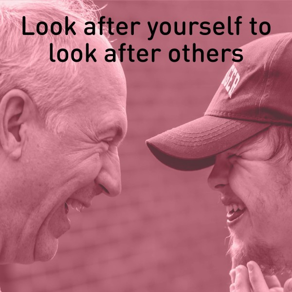 Look After Yourself To Look After Others - WaveLength