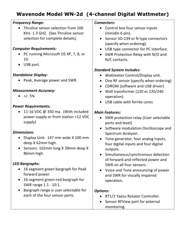 WN-2d spec sheet-1