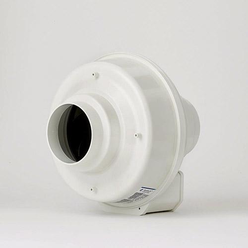 fantech fr 110 inline centrifugal exhaust fan 4 duct 167 cfm fr110