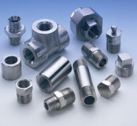 Stainless Steel Screwed Pipe Fittings - Waverley Brownall