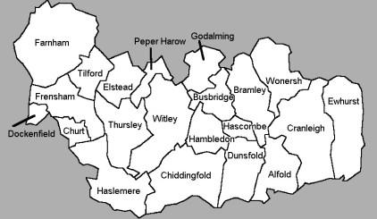Waverley_parishes