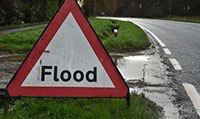 Cranleigh Waters flood warning