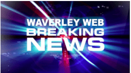 Breaking News Waverley Web