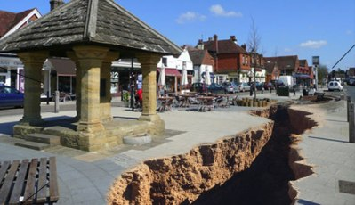 A planning proposal that is splitting Cranleigh apart.