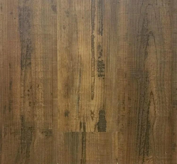 AquaLogic Plus Luxury Vinyl Plank Flooring 4mm  Nutmeg