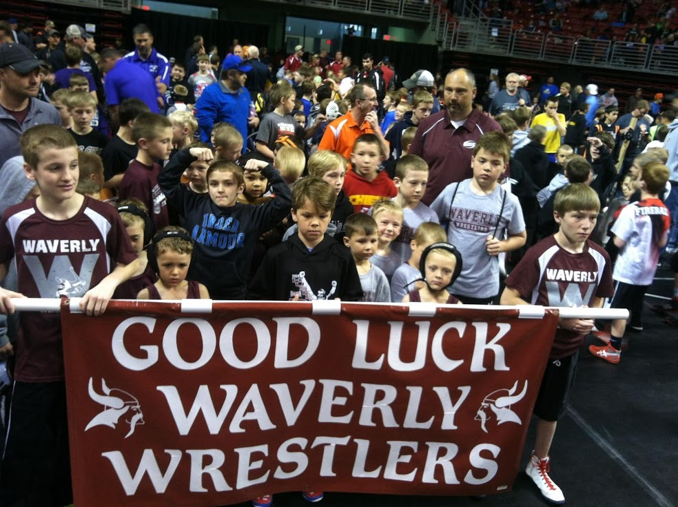 Waverly Wrestling Club Welcome
