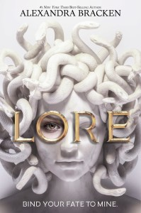 book cover of Lore by Alexandra Bracken