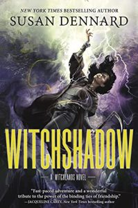 Cover of Witchshadow by Susan Dennard