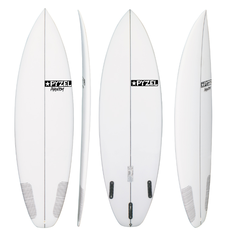 PHANTOM MODEL 予約受付中  // PYZEL SURFBOARDS