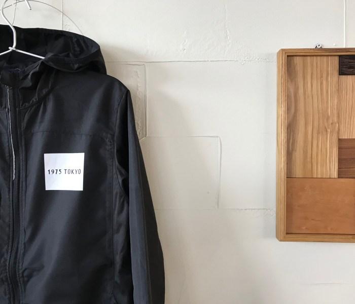 Soft Shell Jacket // 1975tokyo