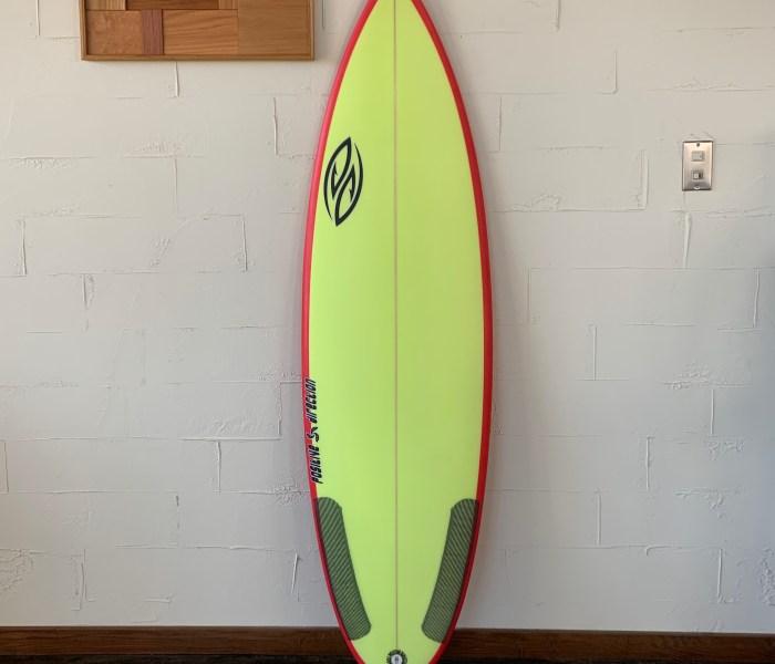 BRISK MODEL // POSITIVE DIRECTION SURFBOARDS