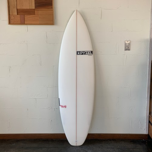 "JJF SLAB2.0 5'8"" // PYZEL SURFBOARDS"