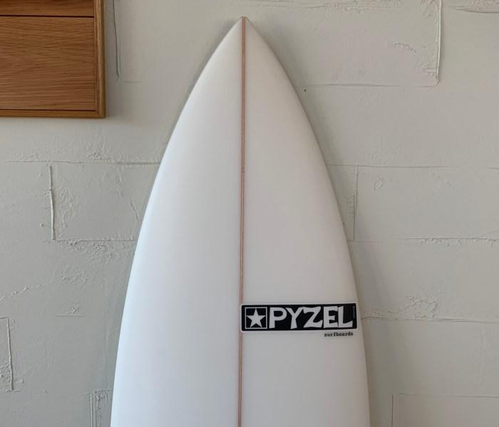 JJF SLAB2.0 5'8″ // PYZEL SURFBOARDS