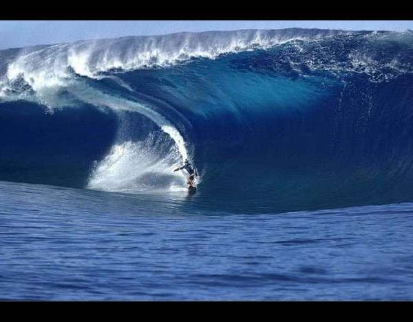 Top Ten Big Wave Spots