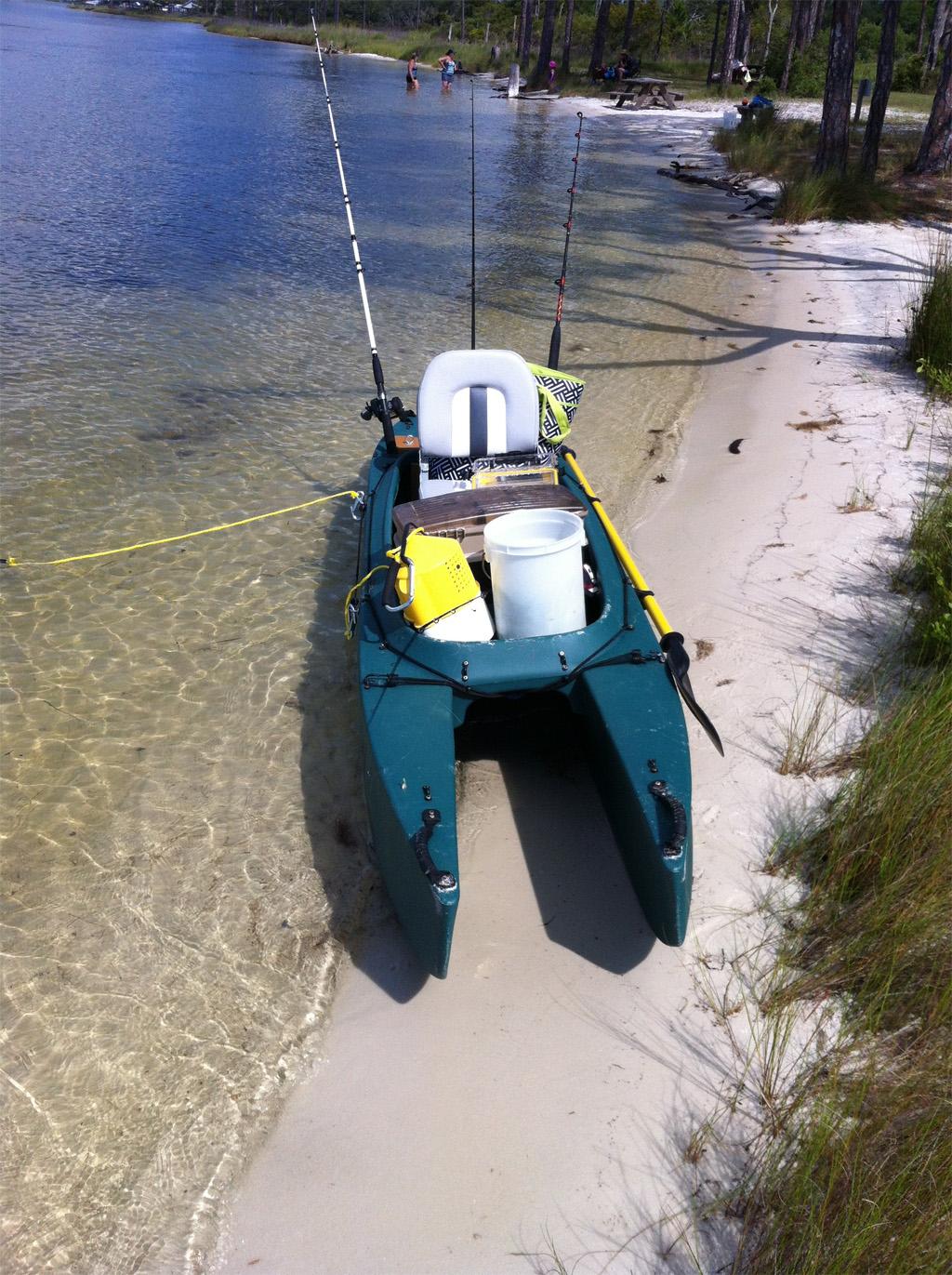 electric motor kayak utility trailer lights wiring diagram my motorized w500 fishing  wavewalk stable