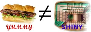 And the say sandwiches and chips go together ...