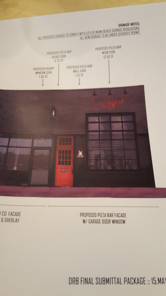 Pizza Bar, 1224 16th Street