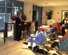 Mayor Philip Levine explains, plans for convention center, mass transit, and proposal to limit alcohol until 2am