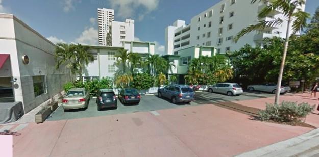 existing apartment building