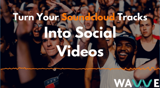 Soundcloud to video