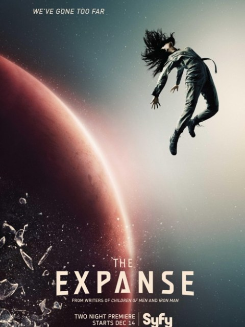 Пространство / The Expanse (2015)