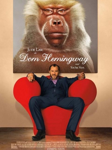 Дом Хемингуэй / Dom Hemingway
