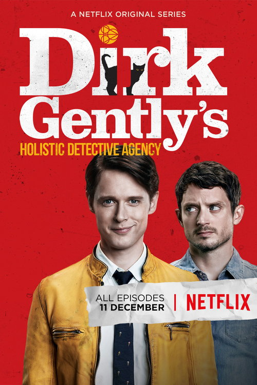 Детективное агентство Дирка Джентли Dirk Gently's Holistic Detective AgencyДетективное агентство Дирка Джентли Dirk Gently's Holistic Detective Agency