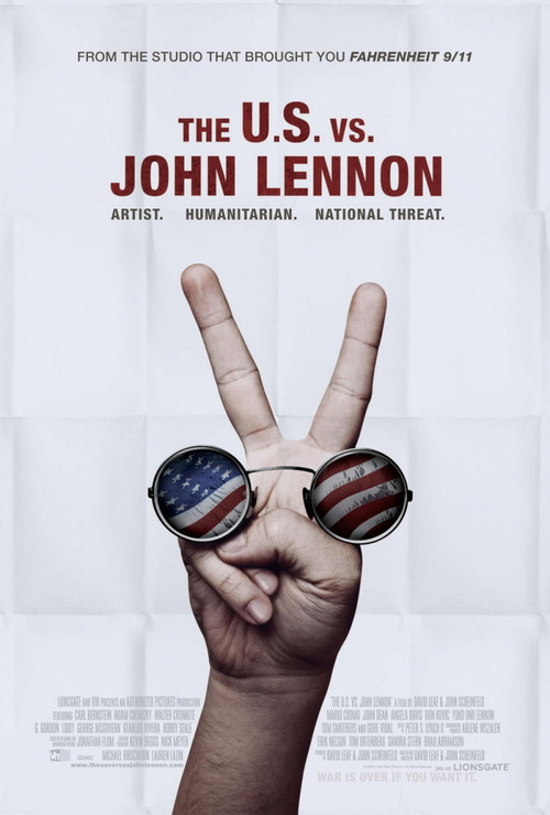 США против Джона Леннона / The U.S. vs. John Lennon