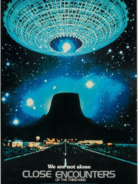 Близкие контакты третьей степени / Close Encounters of the Third Kind (1977)
