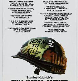 Цельнометаллическая оболочка / Full Metal Jacket (1987)