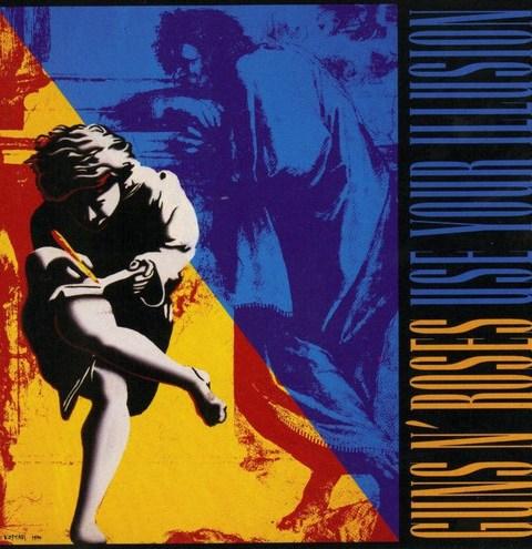Guns N' Roses - Use Your Illusion I II
