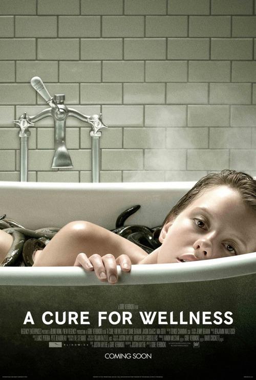 Лекарство от здоровья / A Cure for Wellness (2017)