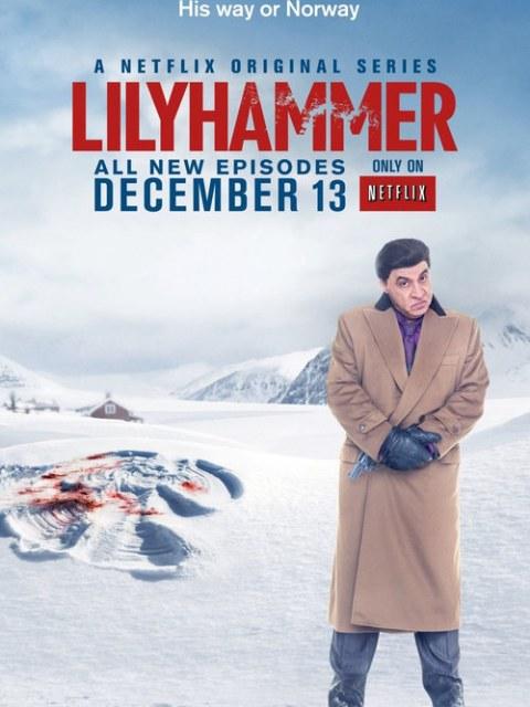 Лиллехаммер Lilyhammer
