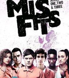 Отбросы Misfits (2009)