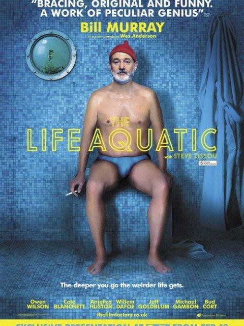 Водная жизнь / The Life Aquatic with Steve Zissou (2004)