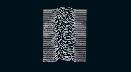 Joy Division Unknown Pleasures (1979)