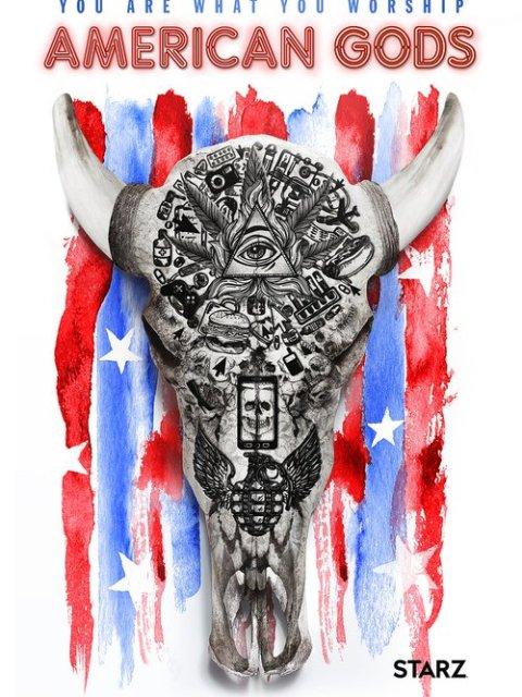 Американские боги / American Gods (2017)