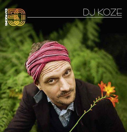 DJ Koze - DJ-Kicks (2015)